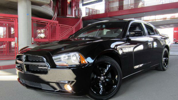2013 Dodge Charger SXT Blacktop