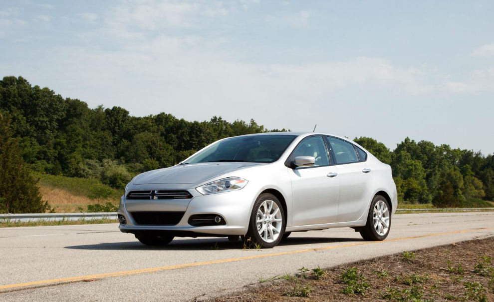 2013 Dodge Dart Limited GT 2.0L Manual