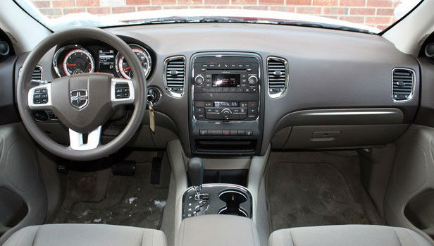 2013 dodge durango crew interior. Black Bedroom Furniture Sets. Home Design Ideas