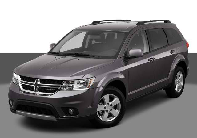 2013 Dodge Journey Crew Towing Capacity