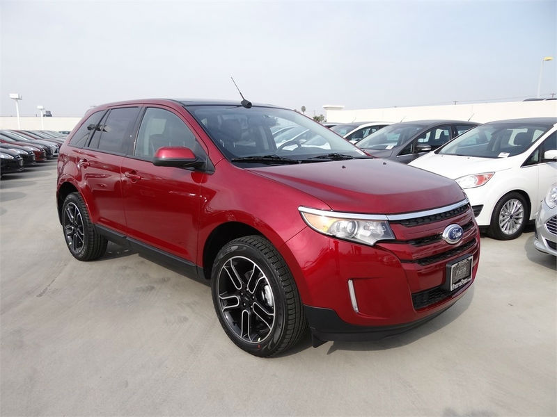 Ford Escape 2014 Custom >> 2013 Ford Edge | Cars Magazine