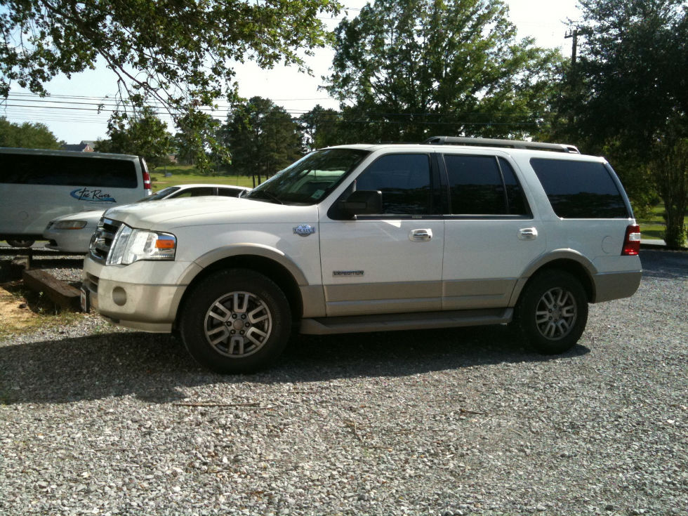 2013 Ford Expedition King Ranch EL