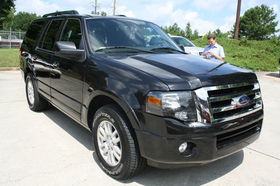 2013 Ford Expedition EL Limited Towing Capacity