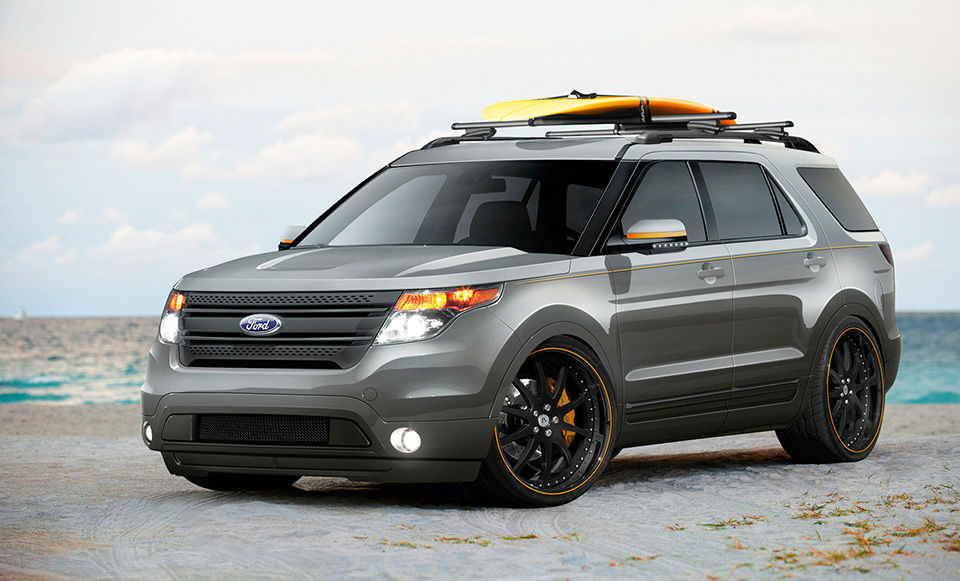 2013 Ford Explorer Cars Magazine