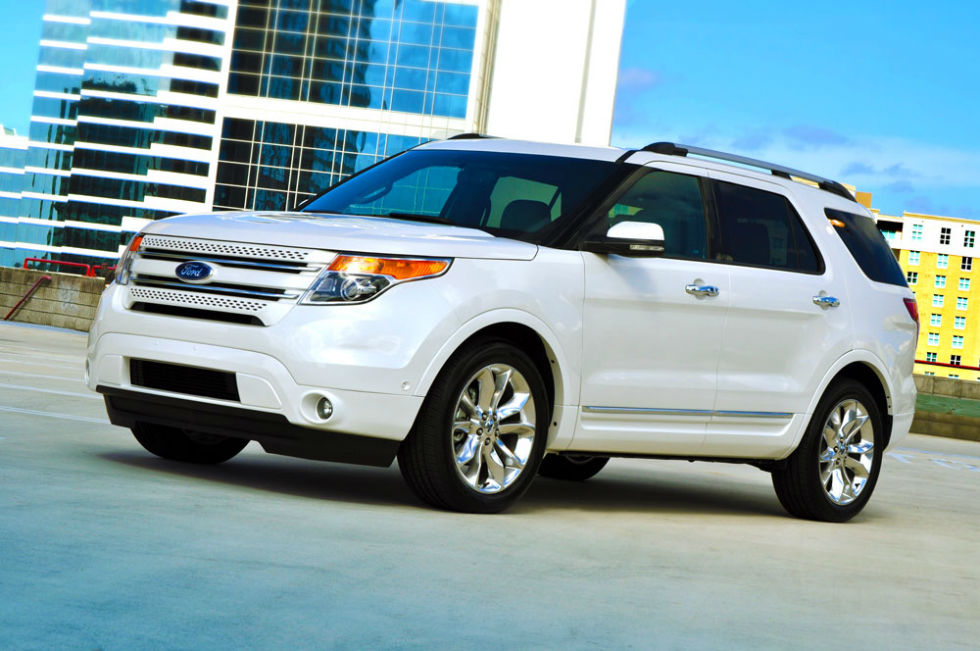 2014 ford explorer limited white online image. Cars Review. Best American Auto & Cars Review