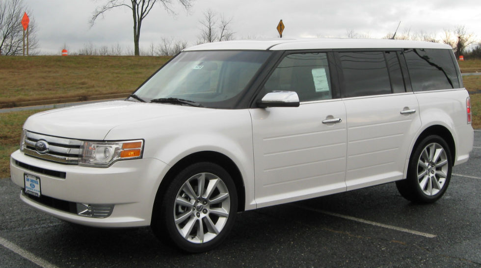 2013 Ford Flex Limited Edition