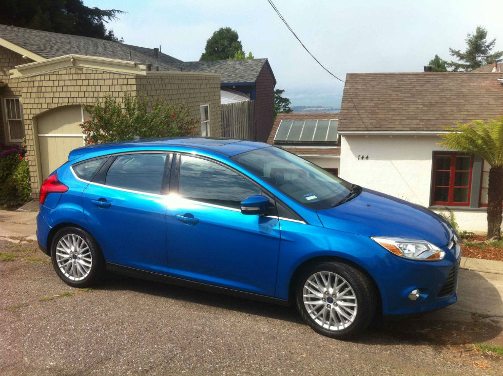 2014 ford focus electric autos post. Cars Review. Best American Auto & Cars Review