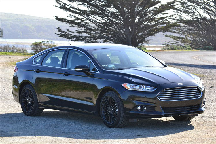 2013 Ford Fusion Titanium Black 2010 Ford Fusion Blacked Out Check