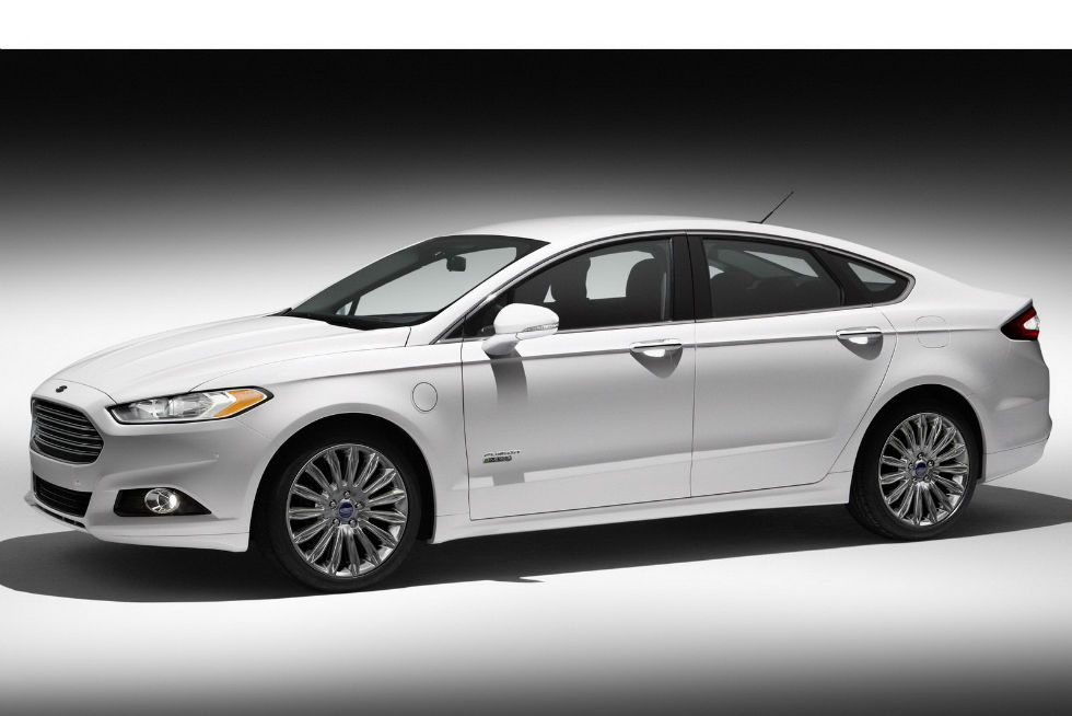 2013 ford fusion titanium white. Cars Review. Best American Auto & Cars Review