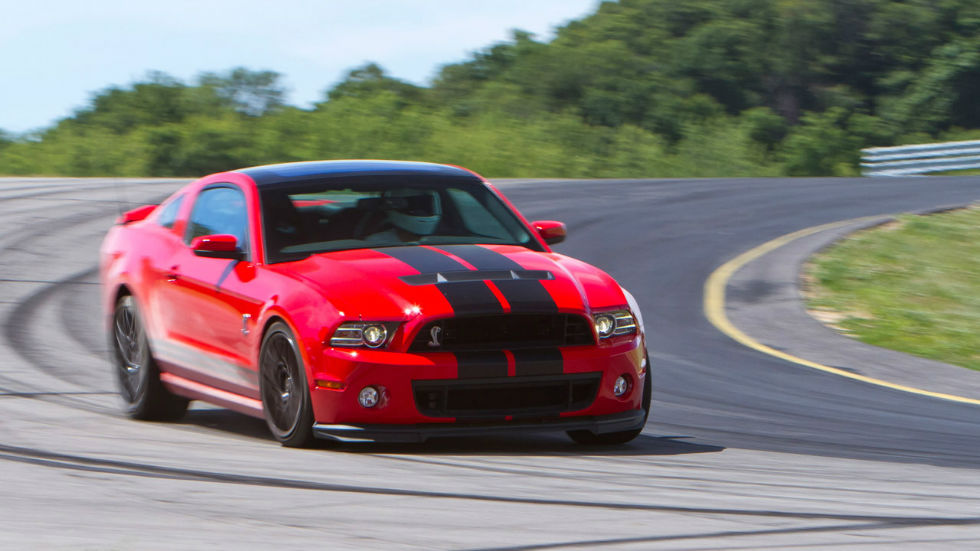 2013 Ford Shelby Gt500 Cars Magazine