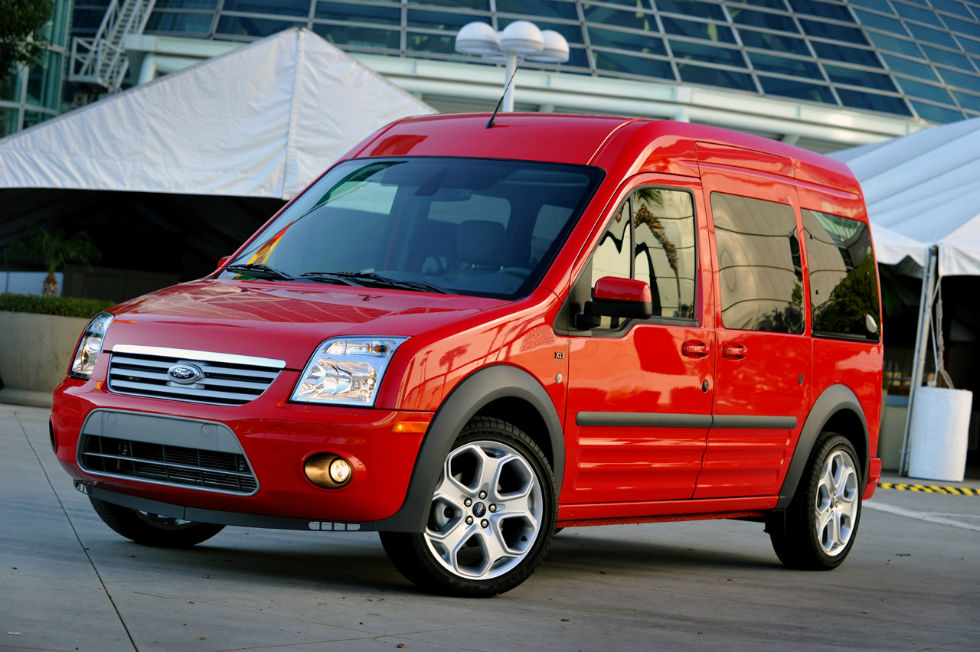 2013 Ford Transit Connect | Cars Magazine