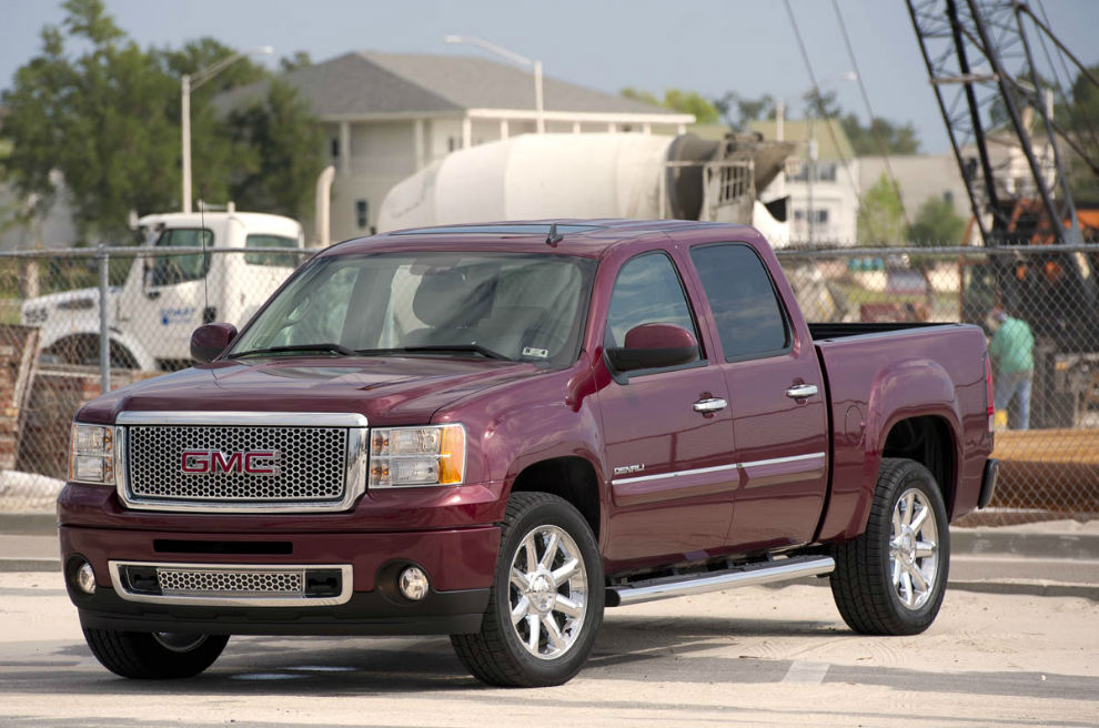 2013 gmc sierra 1500 crew cab work truck 5 3l v8. Black Bedroom Furniture Sets. Home Design Ideas