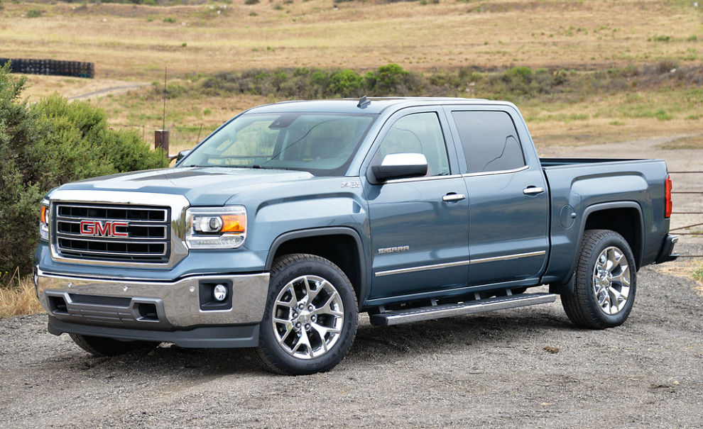 2013 Gmc Sierra 1500 Cars Magazine