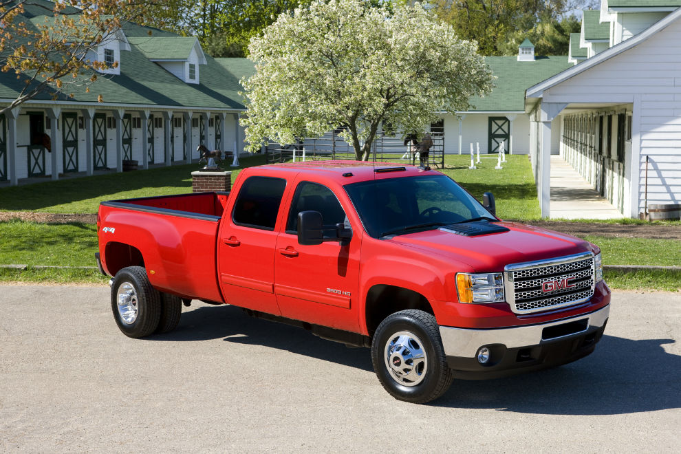 2013 GMC Sierra 3500HD | Cars Magazine