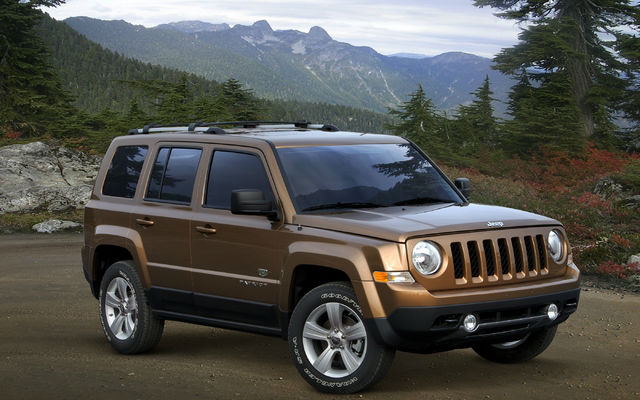 2013 jeep patriot cars magazine. Black Bedroom Furniture Sets. Home Design Ideas
