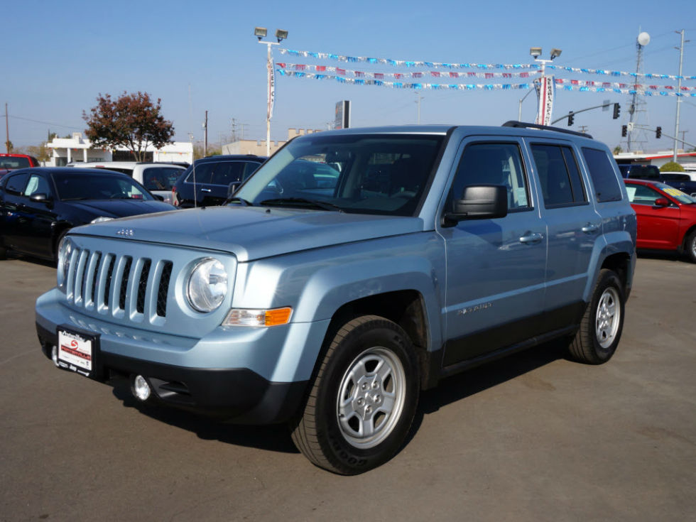 Jeep Patriot 2014 U003eu003e 2013 Jeep Patriot Sport SUV