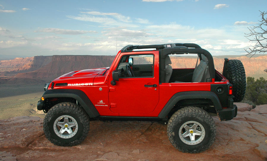 Jeep Rubicon Gas Mileage Rubicon Without Doors images