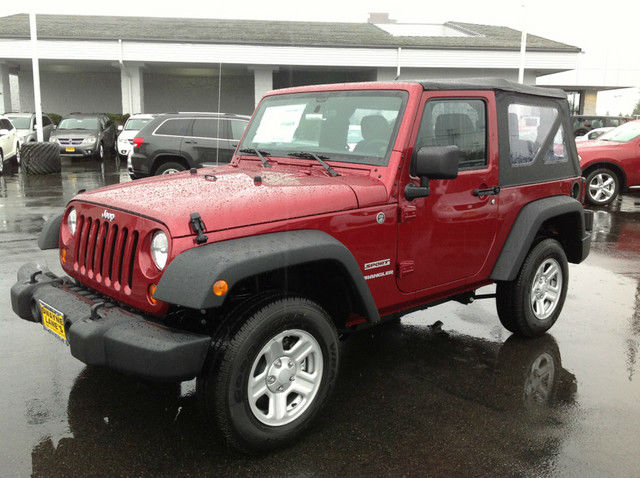 2013 jeep wrangler sport. Cars Review. Best American Auto & Cars Review