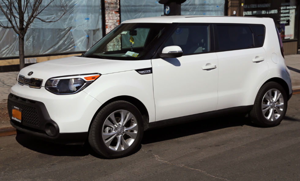 2013 Kia Soul Base Automatic