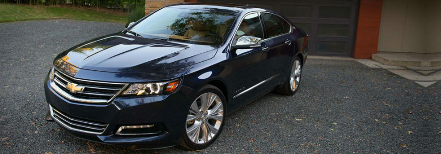 2013 Chevrolet Impala Cars Magazine