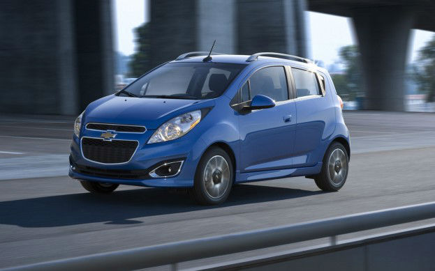 2013 Chevrolet Spark Hatch