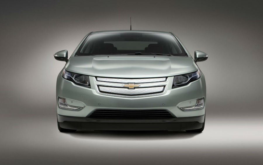 2013 Chevrolet Volt Facelift