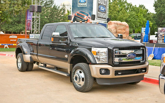 2013 Ford F450 King Ranch
