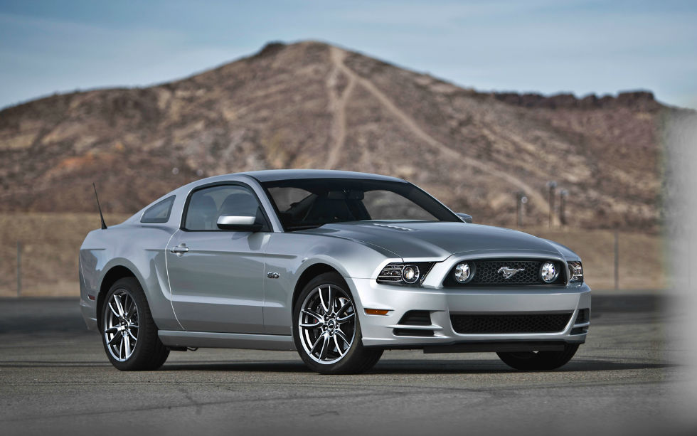 2013 Ford Mustang GT 5.0 Convertible