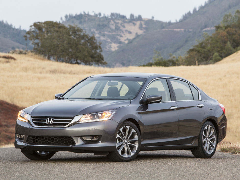 2013 Honda Accord LX Hematite