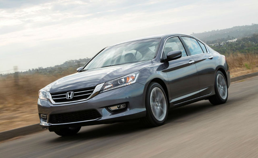 2013 Honda Accord Sedan LX Cvt Sedan - Automobile Magazine