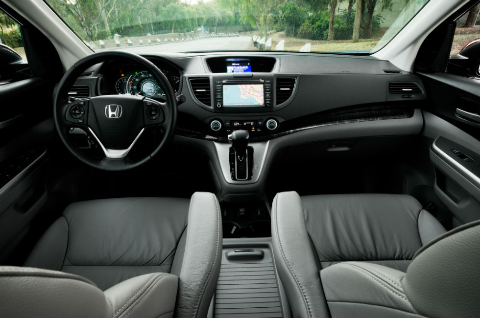 2013 Honda Cr V Cars Magazine