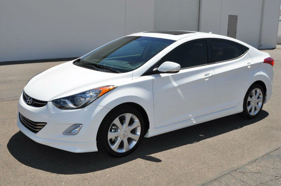 2013 hyundai elantra limited white. Black Bedroom Furniture Sets. Home Design Ideas
