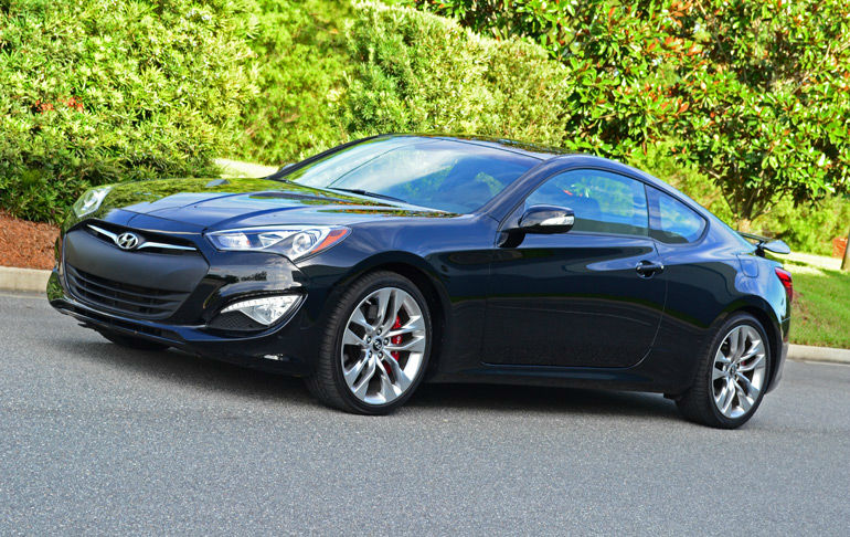 2013 Hyundai Genesis Coupe 3.8 Manual
