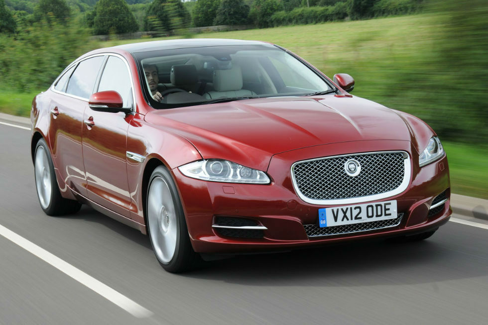 2013 Jaguar XJ Supercharged 3.0 V6