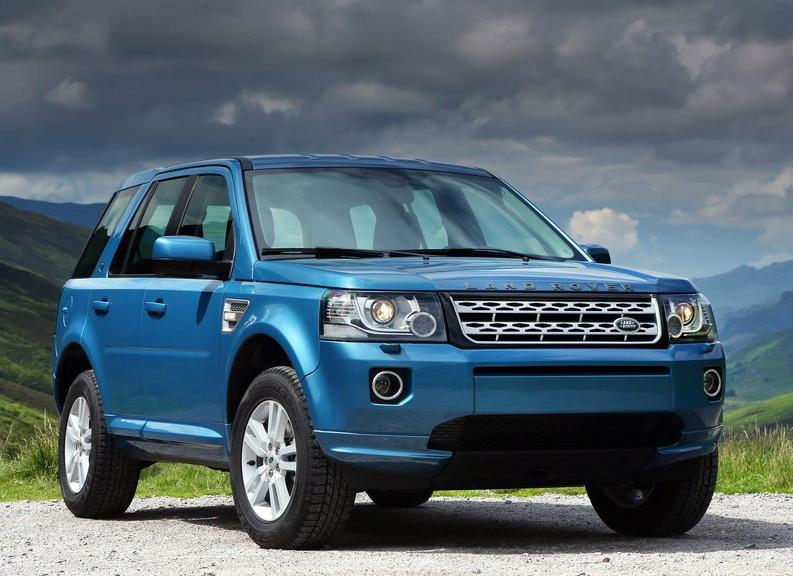 2013 Land Rover Freelander Wallpapers