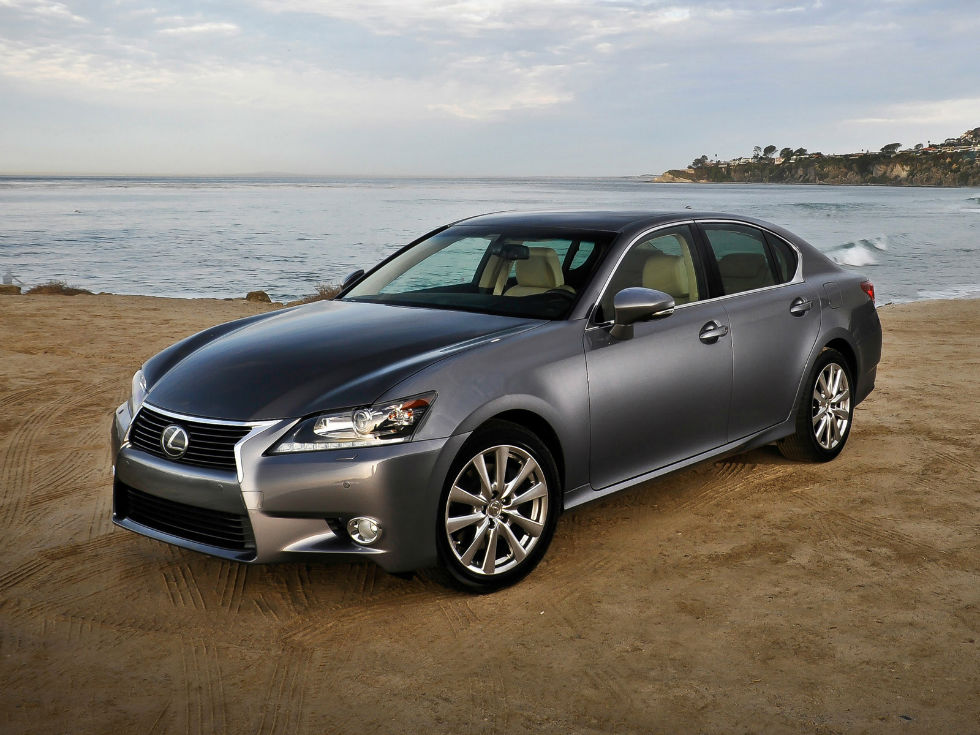 2013 Lexus IS 250 AWD