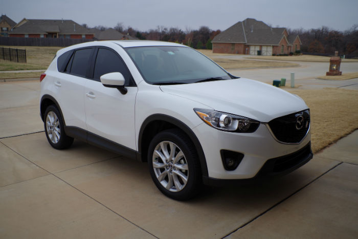 2013 Mazda CX-5 Touring AWD