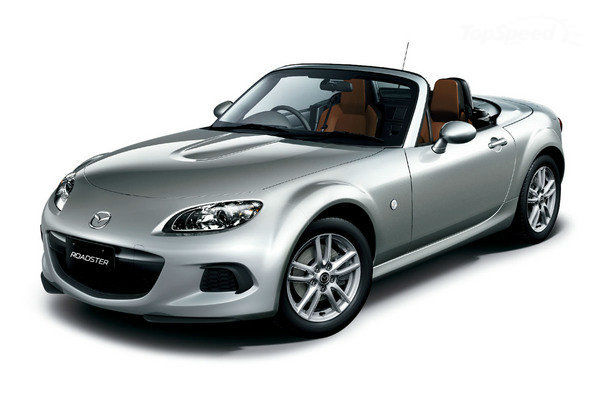 2013 Mazda MX-5 Cup