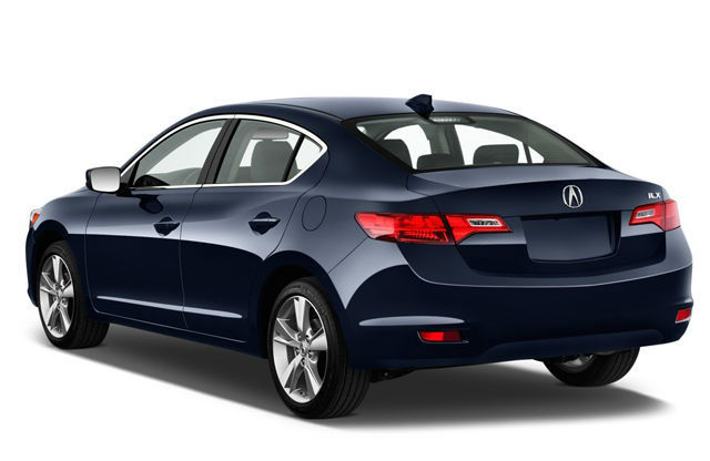 2015 Acura ILX Tech Package