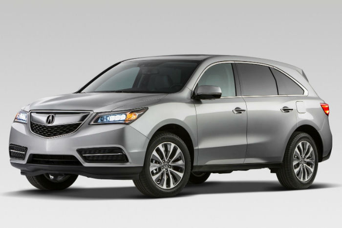 2015 acura mdx 3 5l technology and entertainment packages. Black Bedroom Furniture Sets. Home Design Ideas