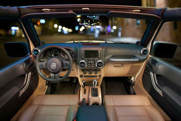 2017 Grand Wagoneer Woody >> 2017 Jeep Grand Wagoneer Woody Interior