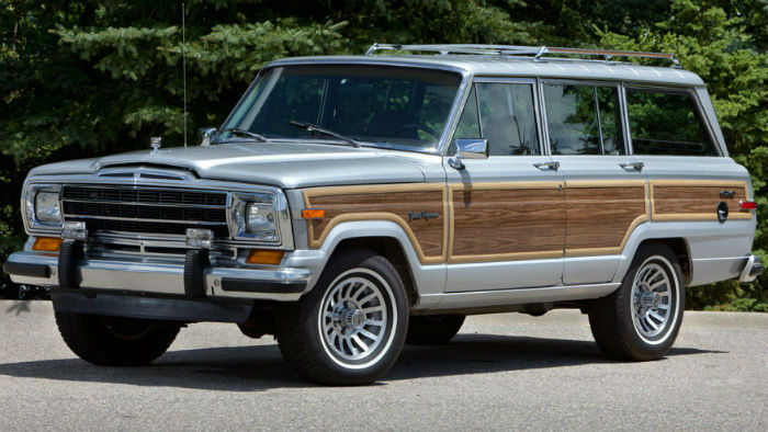 2017 Grand Wagoneer Woody >> 2017 Jeep Grand Wagoneer Woody Model