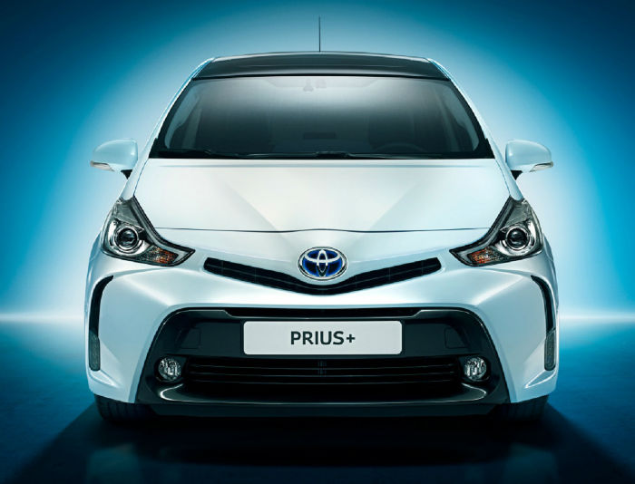 2017 toyota prius plus facelift. Black Bedroom Furniture Sets. Home Design Ideas
