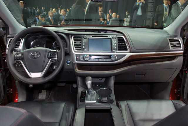 2017 Toyota Sequoia Interior