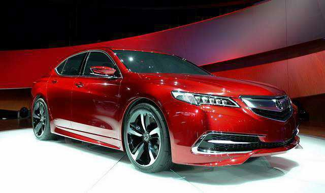 2017 Acura TLX Type-S Variant