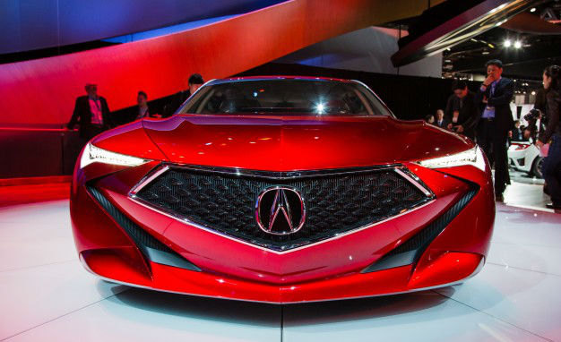Acura Precision Crafted Facelift