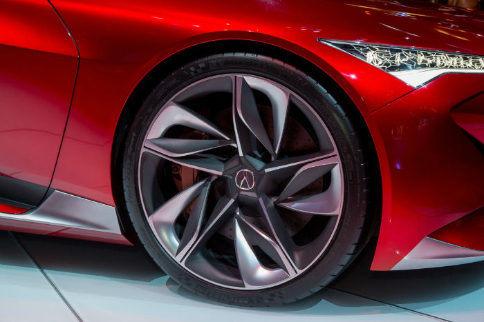 Acura Precision Crafted Wheels