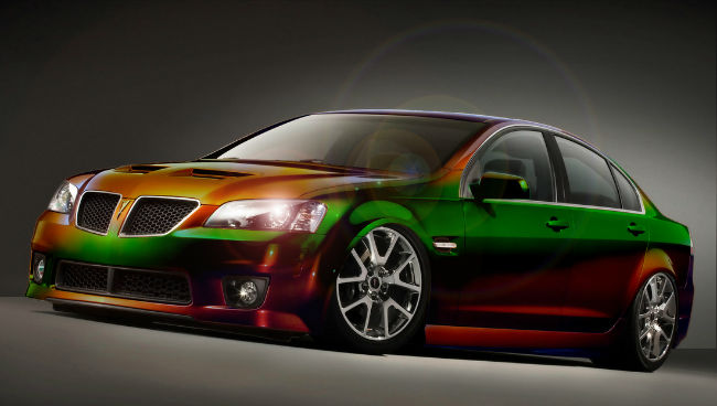 2017 Pontiac G8 Modified