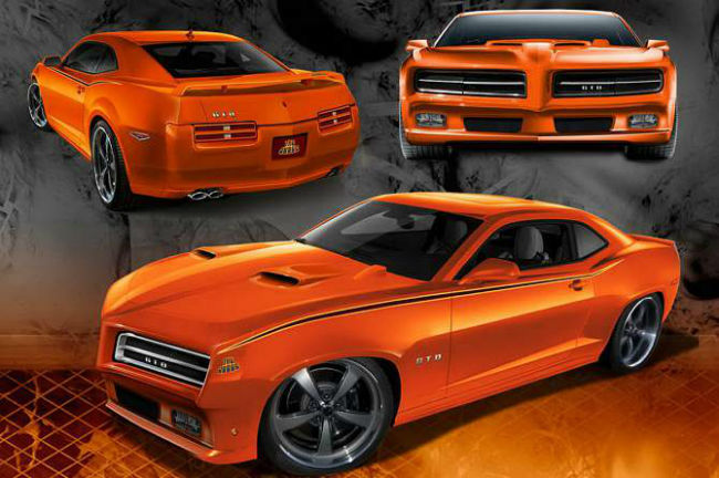 2017 Pontiac GTO Changes