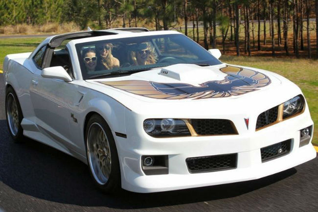 2017 Pontiac Trans Am Firebird